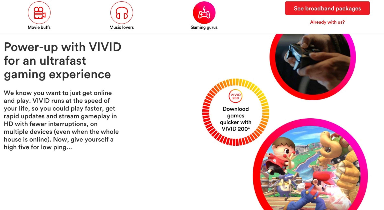Virgin Media Quarterly Campaign | The Dots