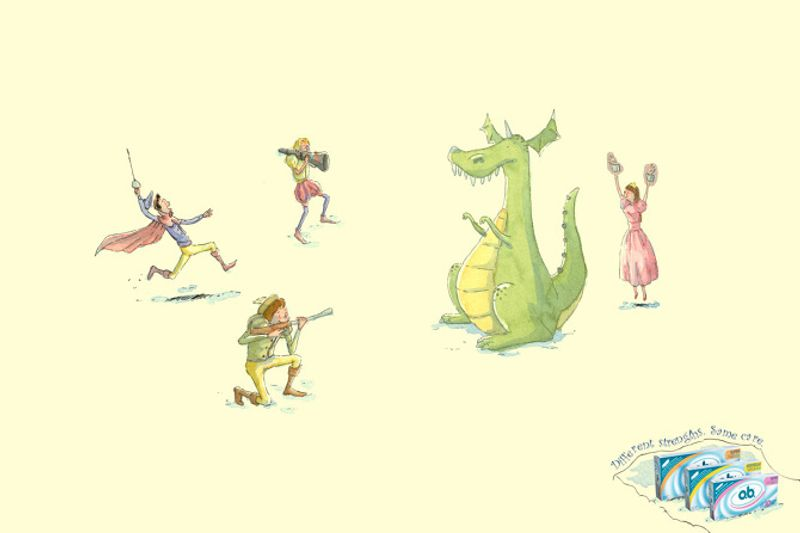 O.B. Fairy Tales