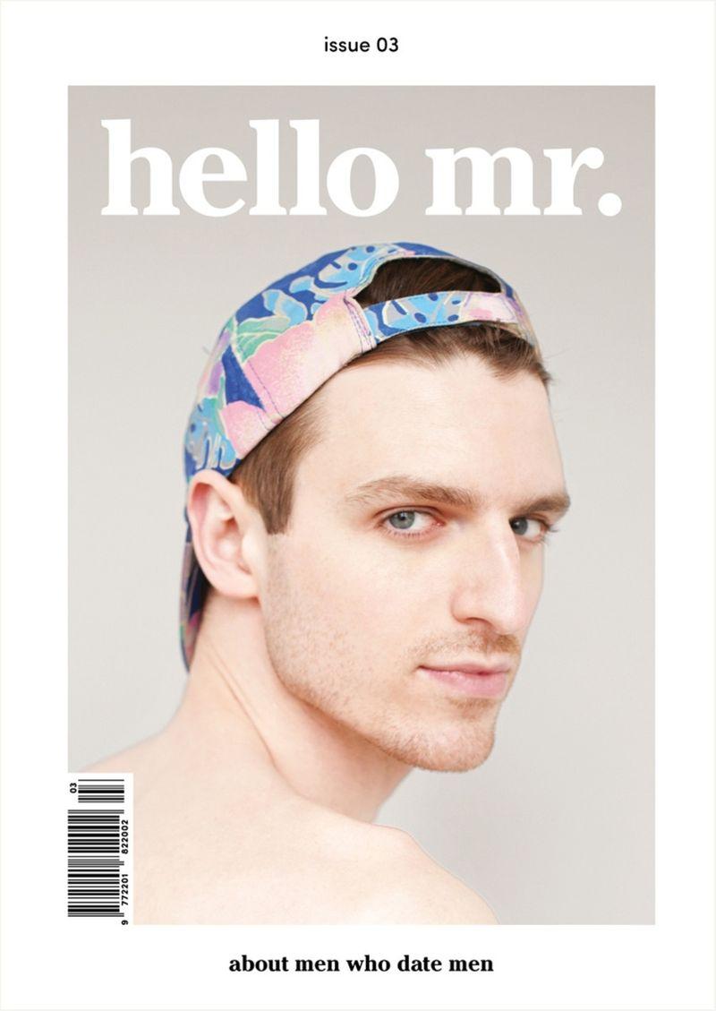 Hello Mr. Issue 3