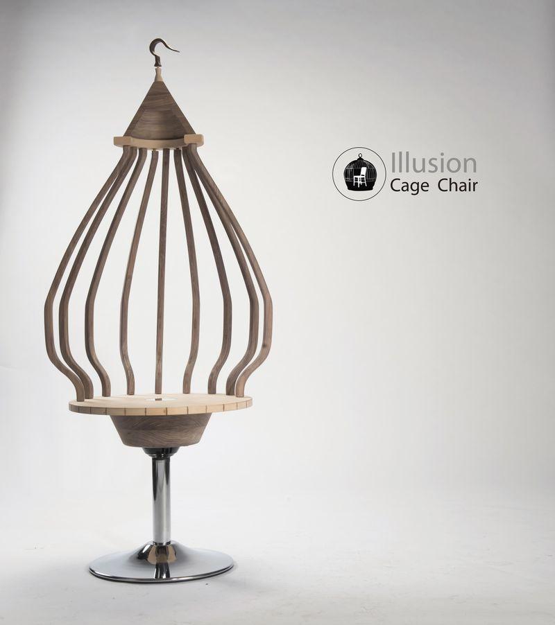 Illusion Chair