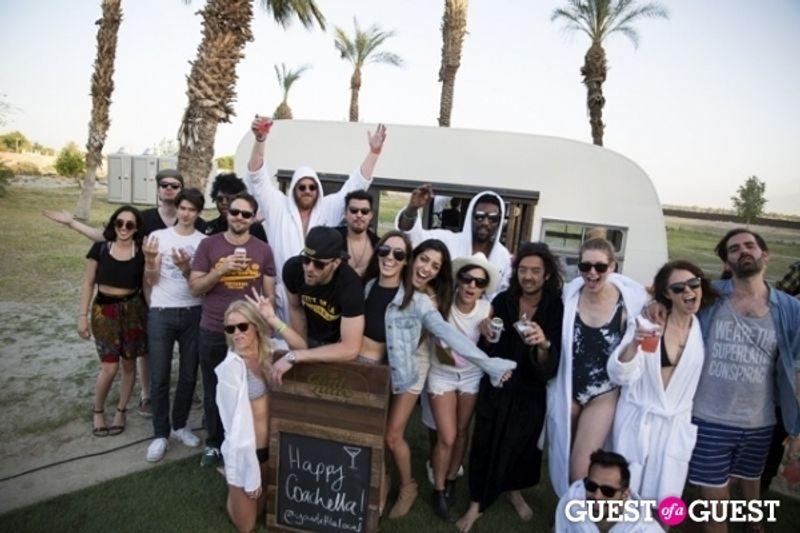 Coachella Festival Brand Activation