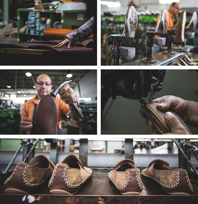 Vivobarefoot Handcut collection
