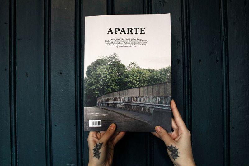 Aparte Magazine