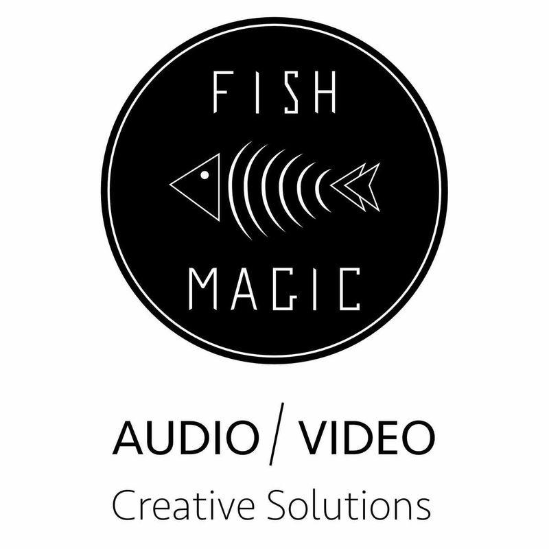 Fish Magic (visual identity)