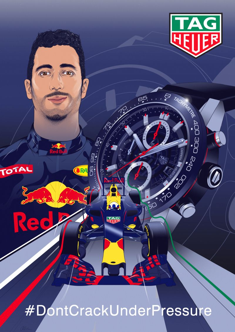 TAG Heuer / Red Bull Racing