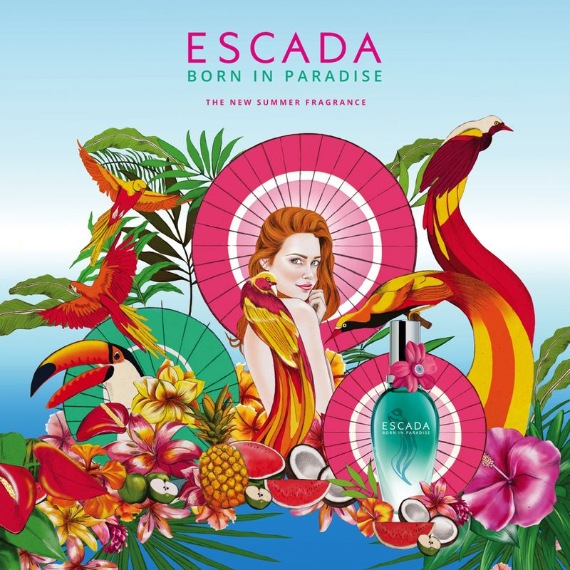 Escada: Born In Paradise