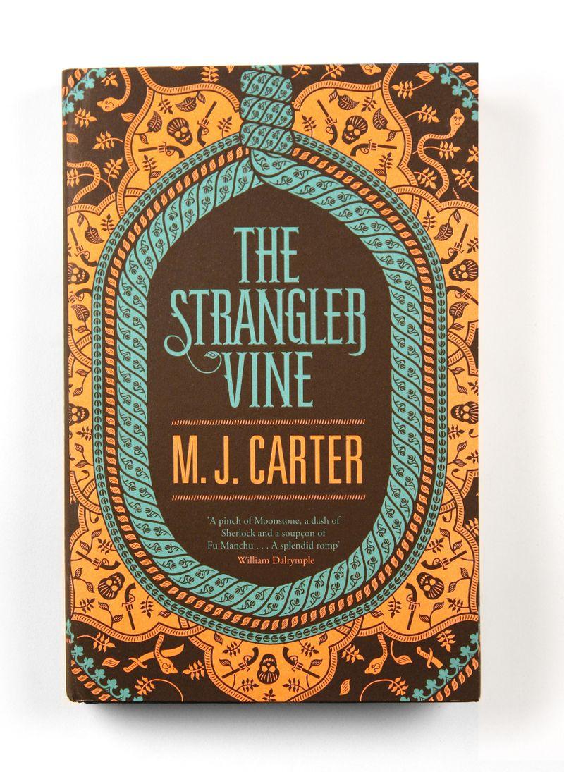 Strangler Vine Book Cover