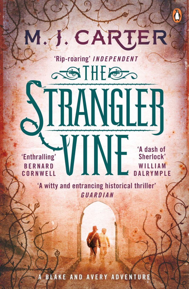 The Strangler Vine Book Cover II