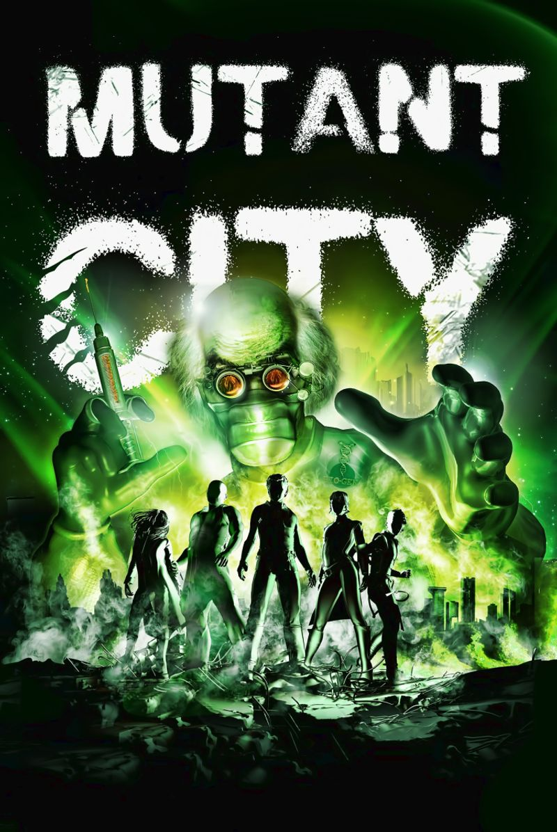 Mutant City / Steve Feasey