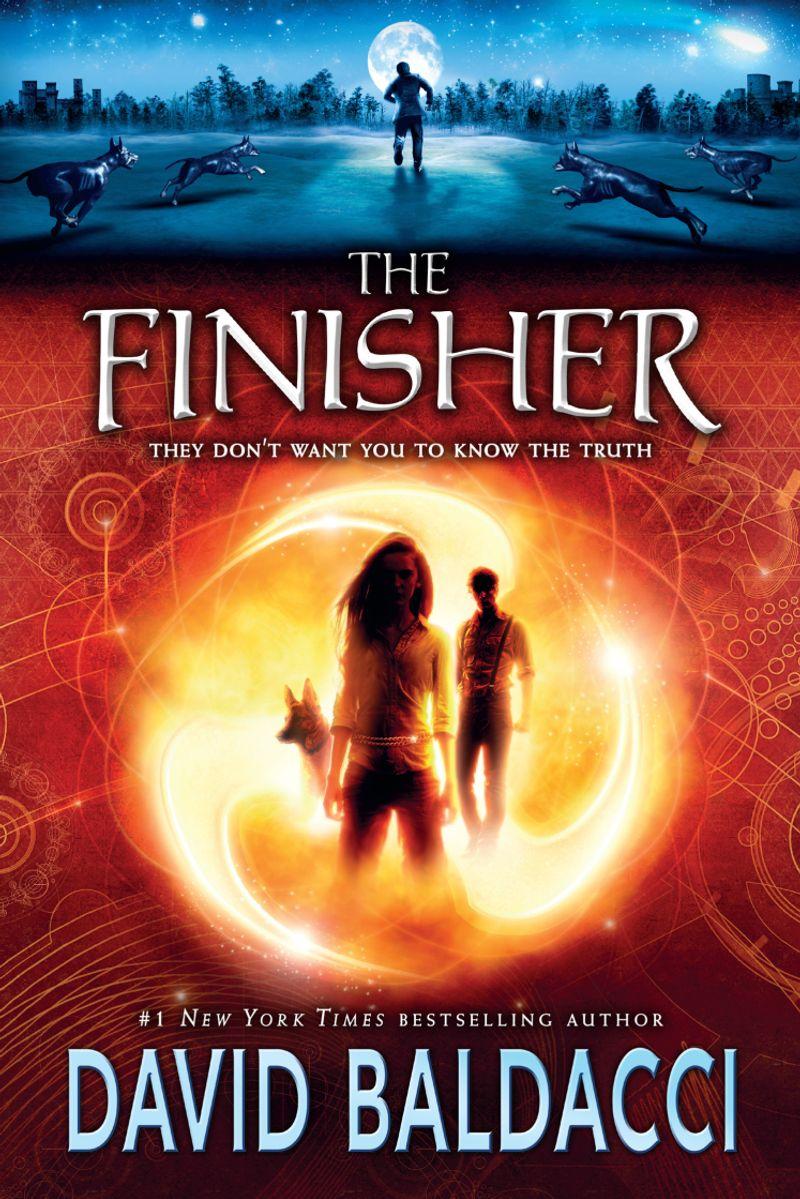 The Finisher / David Baldacci