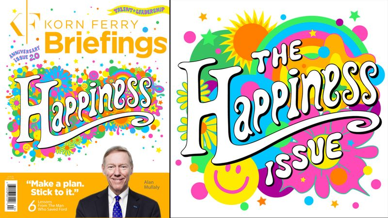 Happiness / Korn Ferry