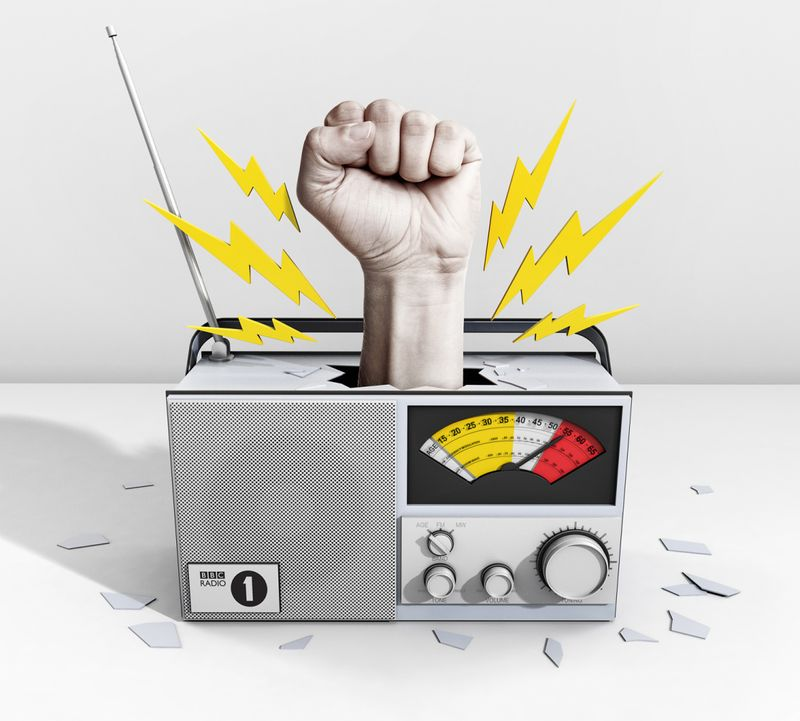 Radio Fist
