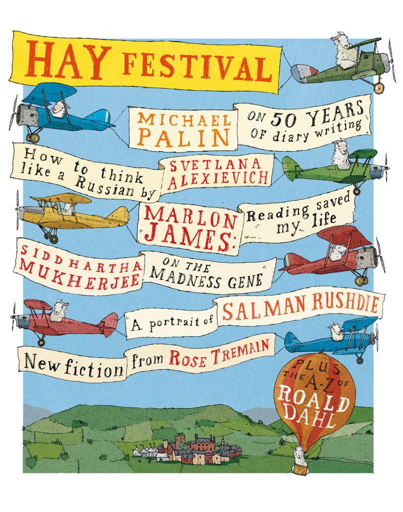 Hay Festival By Air
