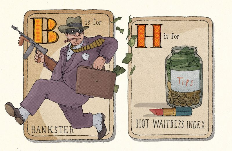 Finance Playing Cards 2 / The Telegraph