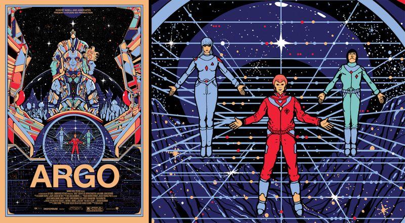 Mondo Argo Poster