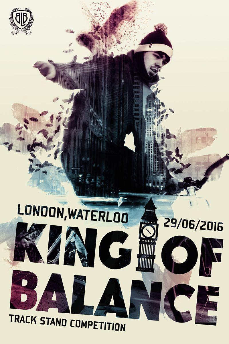 King of BAlance London