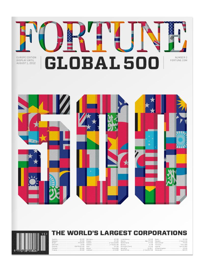Fortune 500 Global COver