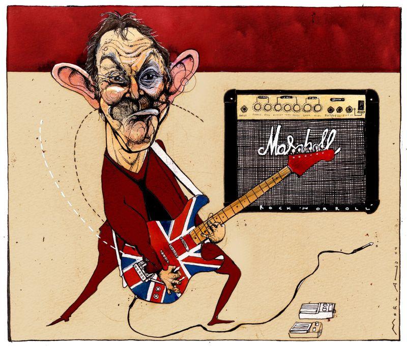 Tony Blair The Times