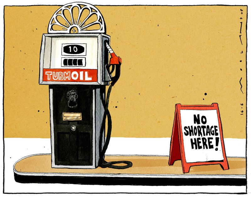 Fuel Shortage The Times