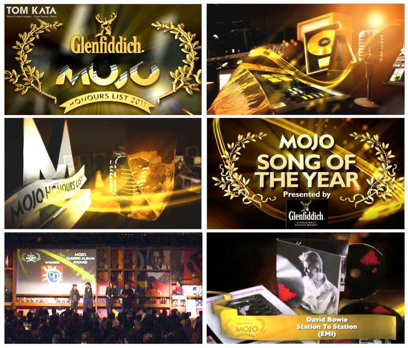 Mojo Honours List - Awards Event