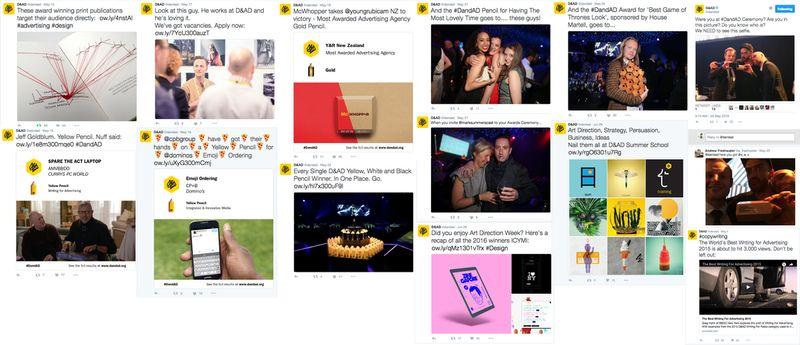 Social Media D&Ad