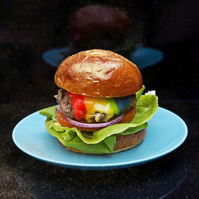 Pride Burger