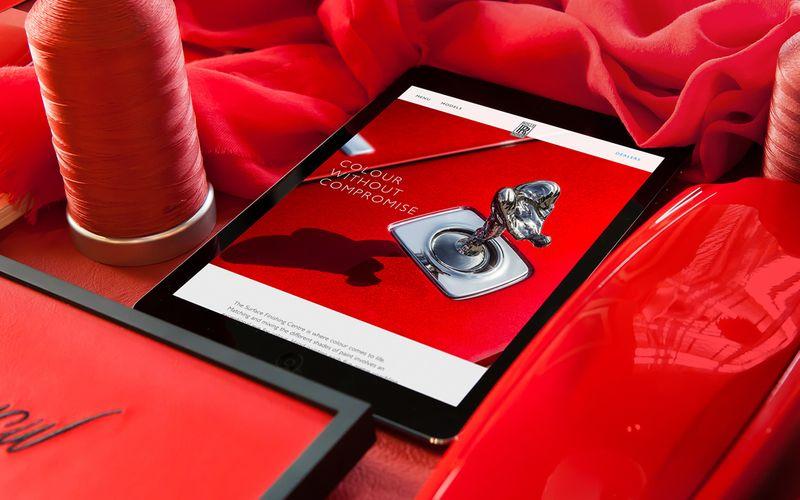 Rolls-Royce Digital Platform