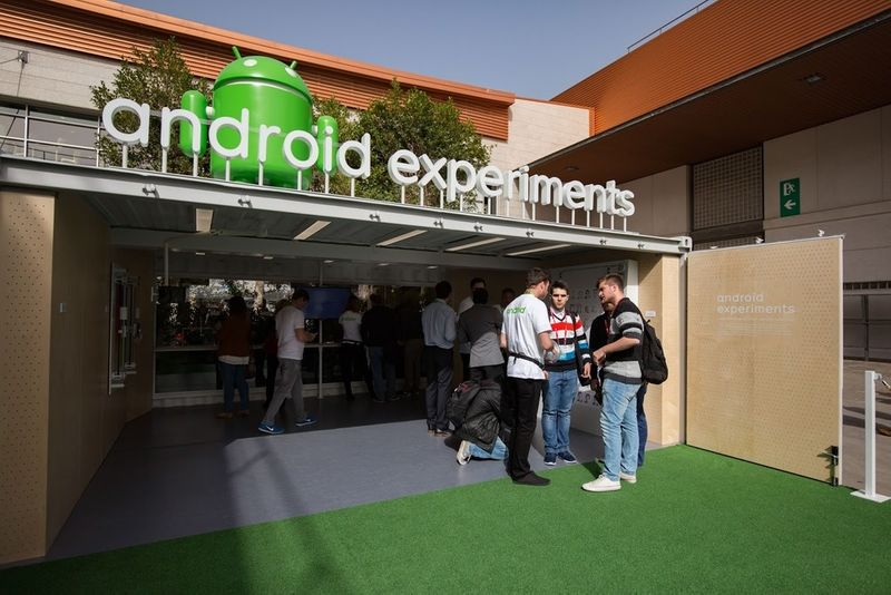 Android - Mobile World Congress 2016
