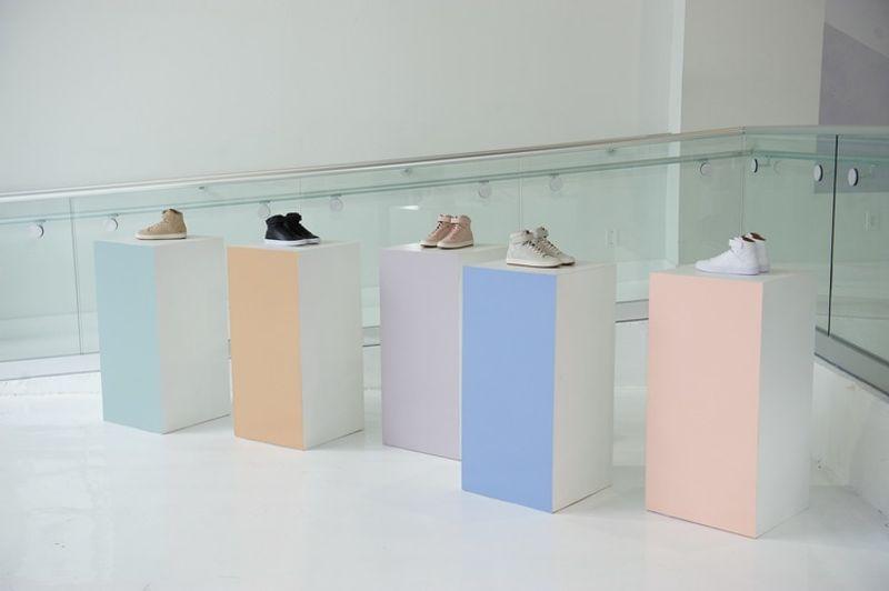 Wonderland USA - Lacoste Women's Footwear Relaunch