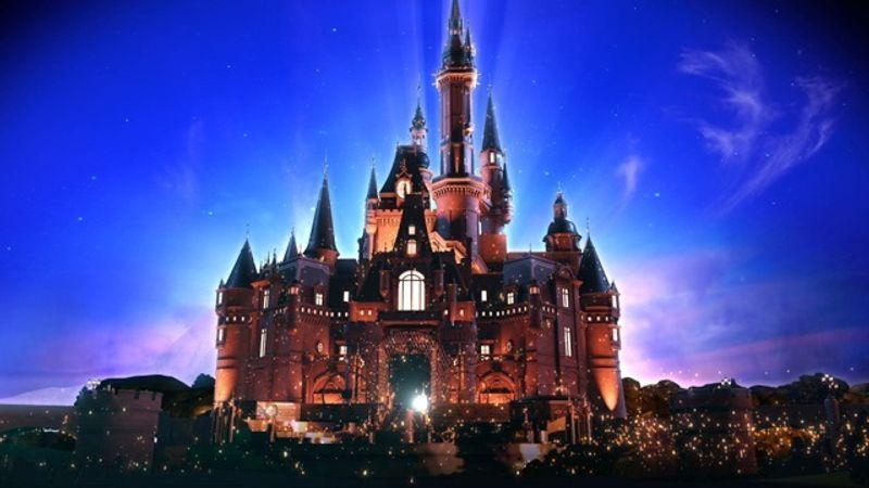 Shanghai Disney Resort Opening Ceremony