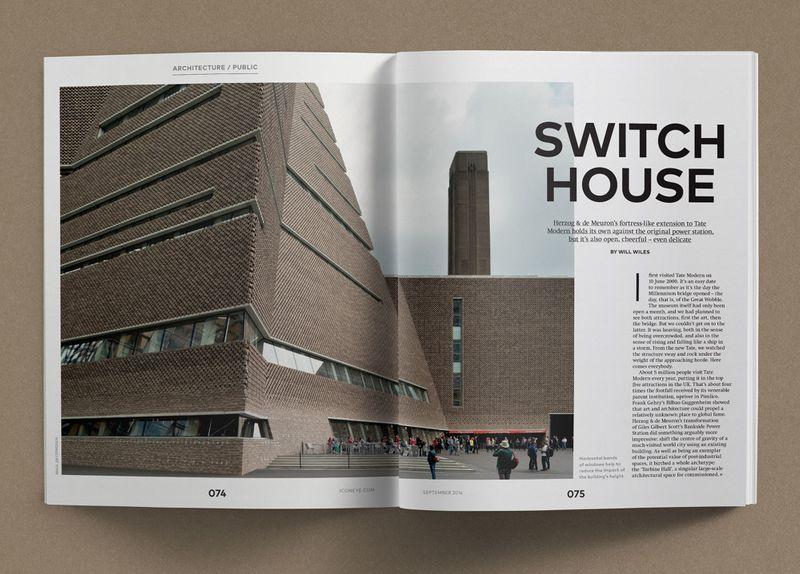 Icon magazine: 159