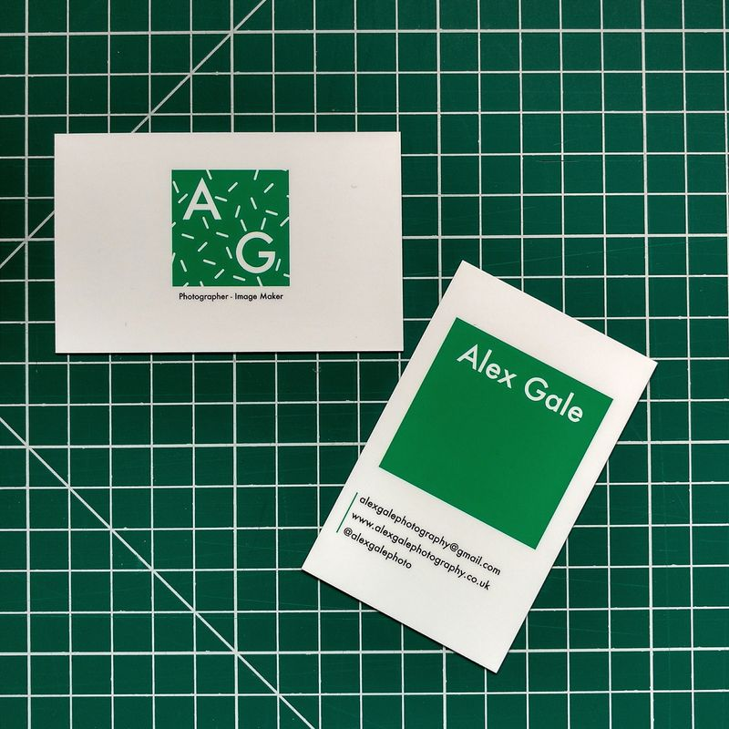 Business Card - Personal Graphic Design