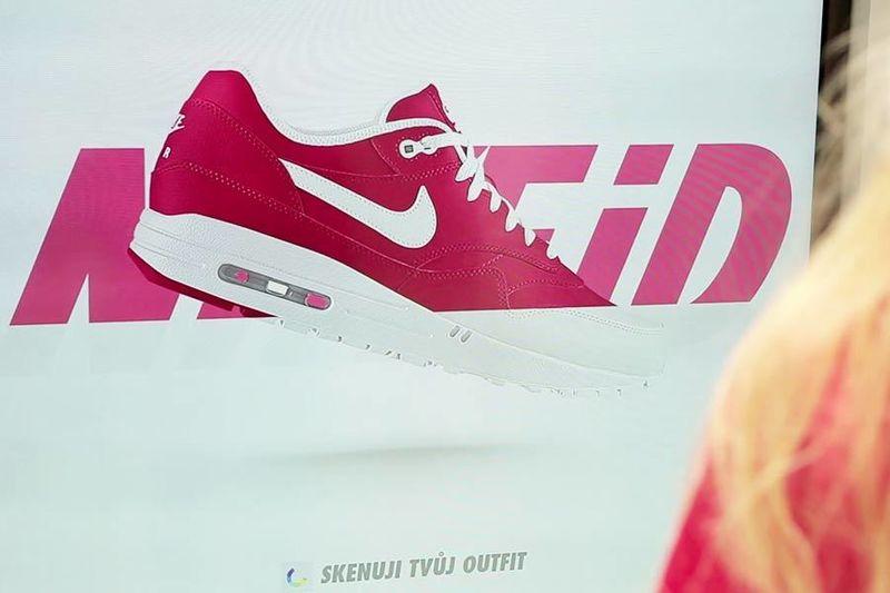 Nike iD Mirror
