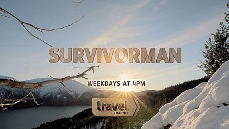 Travel Channel Survivorman Promo