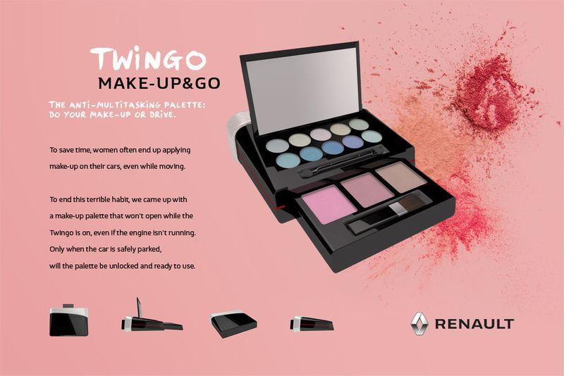 Make-up & Go