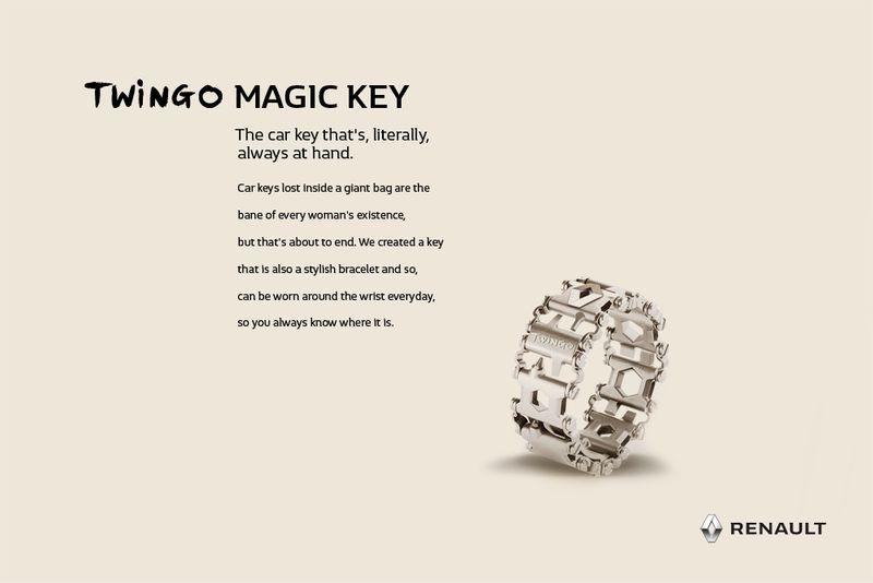 Twingo Magic-Key