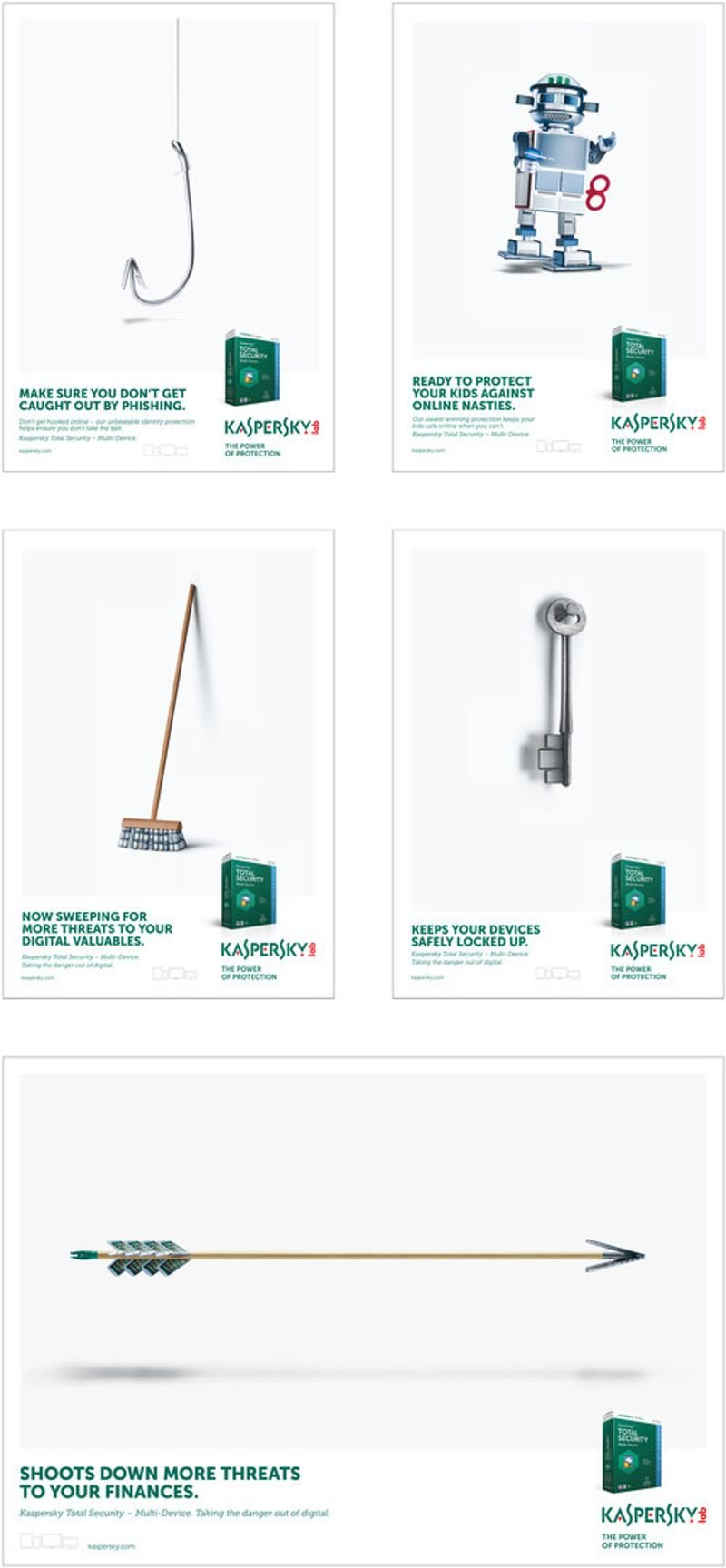 KASPERSKY - THE POWER OF PROTECTION