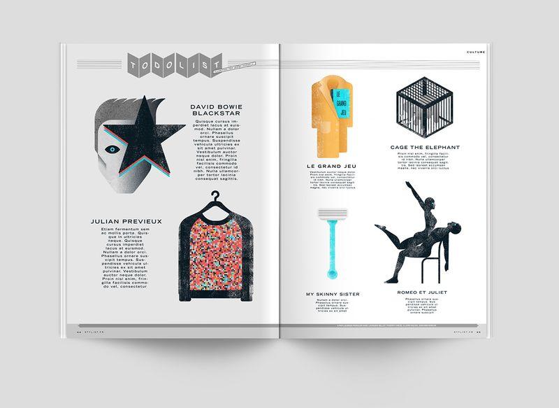 Illustrations - Shortlist Media