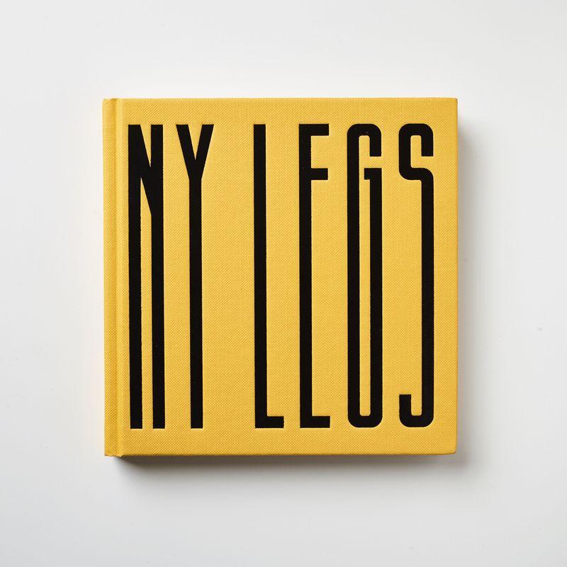 NY LEGS book