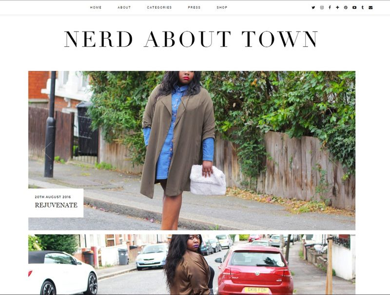 Nerd About Town Style Blog