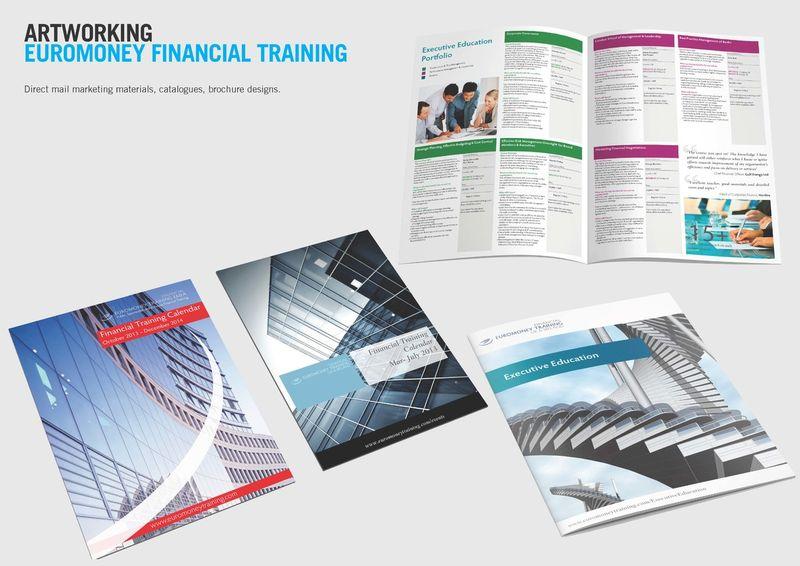 Direct Mail brochure leaflet design