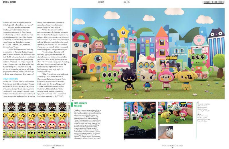 Character Design Secrets | CA Mag