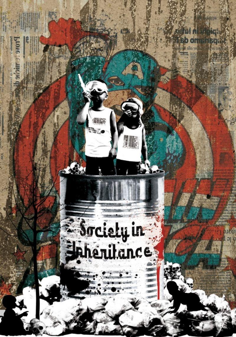 Society in inheritance