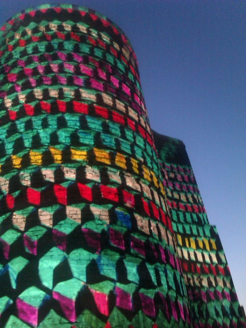 Baku Maiden Tower // projection mapping
