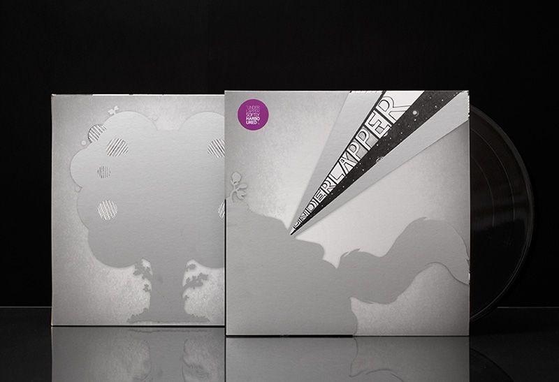 Underlapper's album artwork
