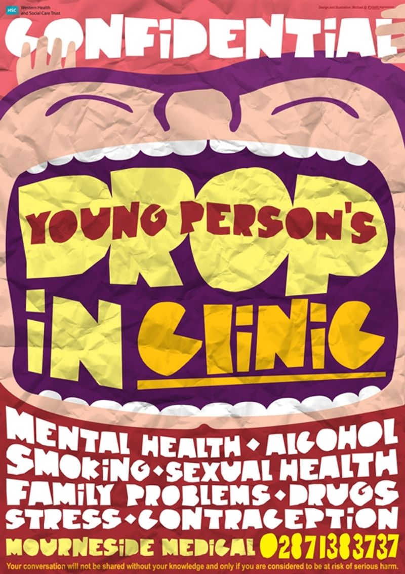Young Person's Health Drop In Clinic