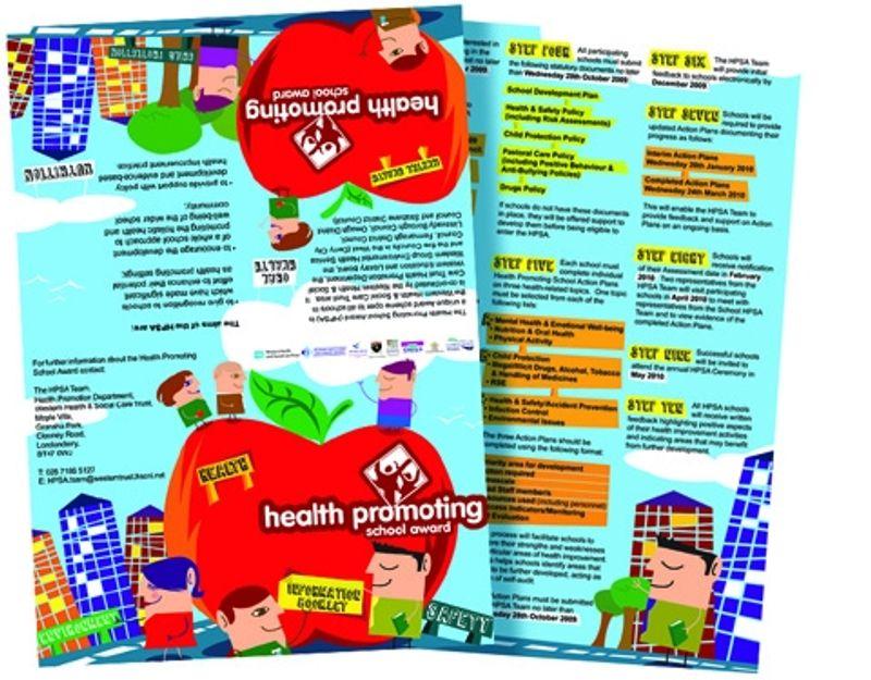 Health Promoting Schools Leaflet