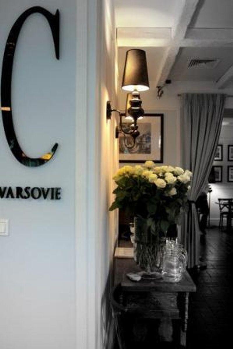 restaurant L'arc Varsovie