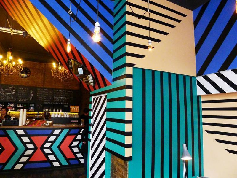INTERIOR DECORATION || FIX CAFE