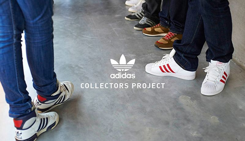 The Adidas Collectors Project